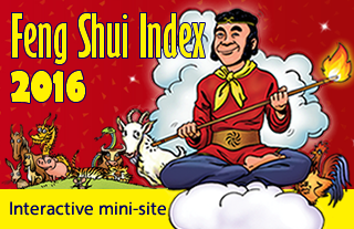 Feng Shui Index 2016